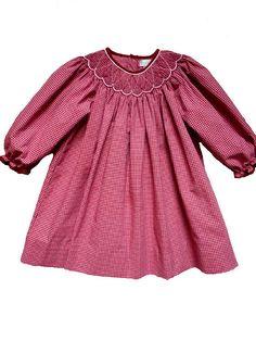 ORANGE CORDAROY SHORT SLEEVE BISHOP DRESS SIZES 3MOS TO 12 MONTHS