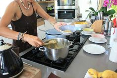 Enrica Rocca Cooking School Cape Town