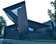 The Synagogue, Jewish Community Center Mainz, Germany