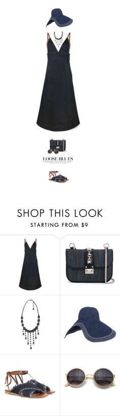 """""""Untitled #708"""" by modernmoda ❤ liked on Polyvore featuring Marni, Valentino, NOVICA, Lola and Gianvito Rossi"""