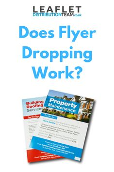 Have you been asking yourself does leaflet dropping work? Are you confused about how effective your letterbox campaign would be? Read this article to find out how effective leaflet dropping is and if it is right for your business. Leaflet Distribution, Leaflets, Free Quotes, Flyers, How To Find Out, Drop, Messages, This Or That Questions, Learning
