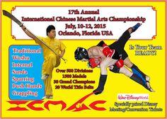 Orlando Kung Fu - Tai Chi - Sanda - Wushu World Championship