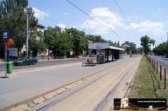 Budapest Ajtósi Dürer sor 04.07.2013 - die Haltstelle der Linie 1