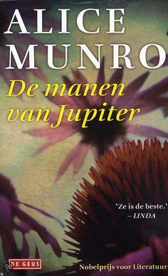 Boekenbingo nr. 17: Een boek van een Nobelprijswinnaar Literatuur ~ Alice Munro