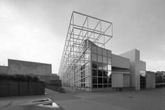 _Wexner Centre for the Arts, Columbus  _Peter Eisenman