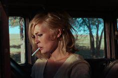 """Bonnie Parker, """"Bonnie & Clyde"""", 1967."""