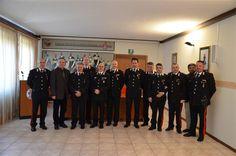 Isernia arresto di due pericolosi rapinatori: premiati alcuni Carabinieri