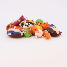 Allemaal bedels om uit te kiezen voor onze armbanden!!