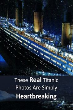 Have you watched the Titanic movie already? Isn't it heartbreaking? Well here's some facts about what really happened on actual Titanic. Truths apart from the movie will break your heart even more.