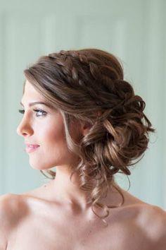 Die 171 Besten Bilder Von Haarfrisuren Hairstyle Ideas Bridal