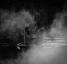 Dark Templars by fog