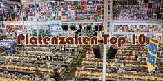 Record Stores top 10 - List with the best record stores in Holland. - Full List: http://www.platendraaier.nl/platenzaken-top-10/