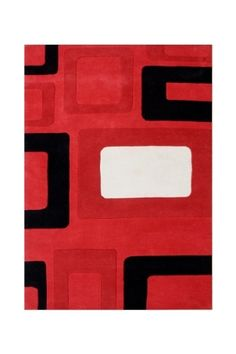 Horizon Home Imports 10345Red_5x8 Hand Made Tomato Red Metro New Zealand Blend Wool Rug, 1, 5 by 8-Inch by Horizon Home Imports, http://www.amazon.com/dp/B008F6FTOS/ref=cm_sw_r_pi_dp_7N9vqb0HQ3TPF