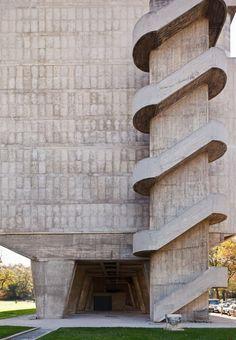 Unité d'habitation, Marseille, France | Le Corbusier | © Gareth Gardner Photography