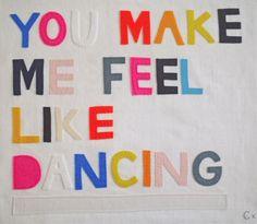 ♫♪♫ Gonna dance the night away ♫♪♫