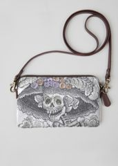VIDA Statement Clutch - Clematis by VIDA xSi0pDCGuv