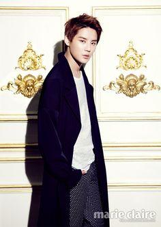 Xiah Junsu ♥ JYJ ♥ Marie Claire
