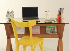 Escrivaninha Bolero - Caramelo