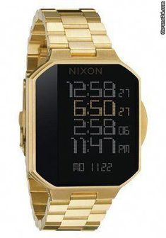 9ce0b49ff1b Nixon The Synapse Gold Men´s Digital Chronograph  348  Nixon  watch  watches
