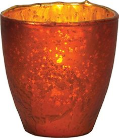 Luna Bazaar Small Urn Design Luxe Candle Holder (3-Inch, Tangerine Orange & Gold) - For Home Decor, Parties, and Wedding Decorations Cultural Intrigue http://www.amazon.com/dp/B00PJ1DAR0/ref=cm_sw_r_pi_dp_uunVwb1NTDPT5