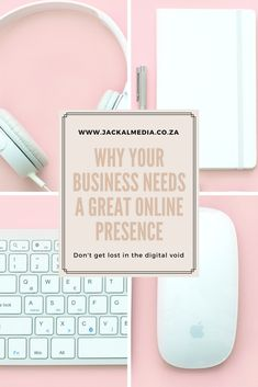 Here's why your business needs a great online presence (and who you need to get to make this happen). Don't get lost in the digital void- give your business the kick it needs by creating a presence your audience can't ignore Medium Blog, Business Entrepreneur, Copywriting, The Creator, Management, Lost, Social Media, How To Get, Content