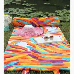 upholstery basics: poolside roll up http://www.designsponge.com/2012/06/upholstery-basics-poolside-roll-up.html