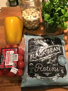 No meat. No wheat. No sweets. No dairy. No alcohol.    Vegan recipe   Ingredients:  Trader Joes Black Bean Rotini  1 zucchini  10-12 small ...