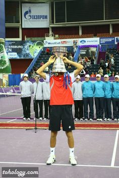 Petersburg Open 2012 – results Atp Tennis, Tennis Tournaments, Basketball Court, Events, Sports, Hs Sports, Sport