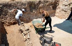 Köro¿lu and her team began working on the site at the Balatlar Church, built in 660 AD, site since 2009.