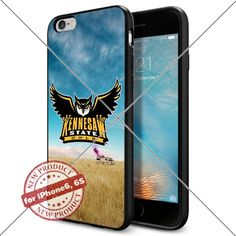 WADE CASE Kennesaw State Owls Logo NCAA Cool Apple iPhone6 6S Case #1227 Black Smartphone Case Cover Collector TPU Rubber [Breaking Bad] WADE CASE http://www.amazon.com/dp/B017J7P4UW/ref=cm_sw_r_pi_dp_Akwxwb11ZY2CC