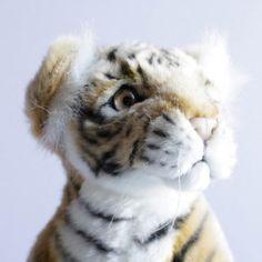Hansa Standing Tiger Cub