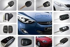 As the car keys are small items, it's not surprising to lose it. And there is no need to get frustrated in that situation as there are some locksmiths ready to help you by providing Hyundai car keys replacement service.
