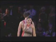 Such a beautiful dance!  2007 American Rhythm Championship - show dance