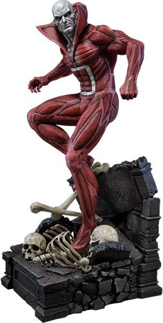 Deadman Statue dc comics justice league by prime 1 studio at sideshow collectables.com click to view or purchase
