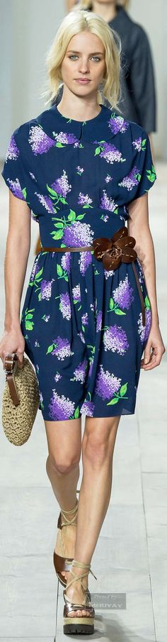 Michael Kors Spring 2015 | The House of Beccaria~