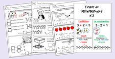 Comprendre l'addition et la soustraction au CP - le stylo de vero Preschool, Lily, Bullet Journal, Cycle 2, Wordpress, Images, Modern, Inspiration, Design