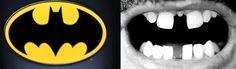 Dents Batman - SlyGeek