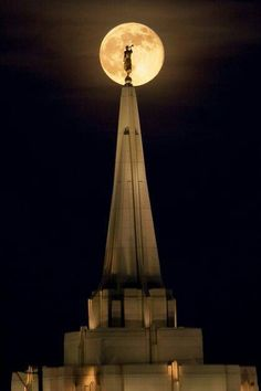 Moroni in the Moon
