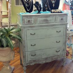 Beautiful Tess Home Petite French Chest/Dresser by TessHome