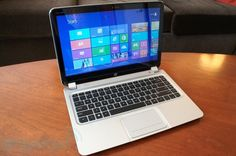 HP announces 15-inch Spectre XT TouchSmart Ultrabook, Envy 4 Ultrabook with touch (update: video) -- Engadget