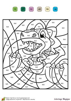 Home Decorating Style 2020 for Coloriage Magique Cp Soustraction, you can see Coloriage Magique Cp Soustraction and more pictures for Home Interior Designing 2020 9873 at SuperColoriage. Math Coloring Worksheets, Kids Math Worksheets, Preschool Activities, Math Addition, Color By Numbers, Basic Math, Homeschool Math, 2nd Grade Math, Math Facts