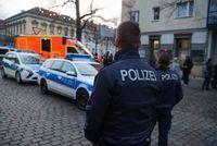 Julemarked i Tyskland evakuert etter mistenkelig funn