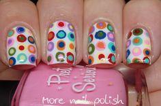 Inspired by inspiration ~ More Nail Polish