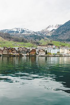 An Echo Trails Hike in the Alps // Lucerne, Switzerland • The Overseas Escape