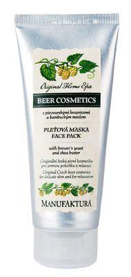 Beer Regenerative Hair Mask with Panthenol and Beta-Glucan