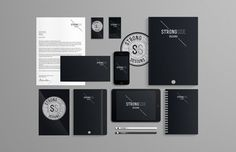 http://www.behance.net/gallery/Identity-StrongSide-Designs/10224375