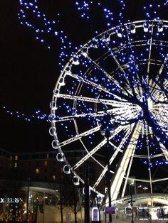 Liverpool, Albert Docks by RenaSnider