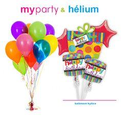 HÉLIUM DO BALÓNOV Happy Birthday, Party, Happy Brithday, Urari La Multi Ani, Happy Birthday Funny, Parties, Happy Birth
