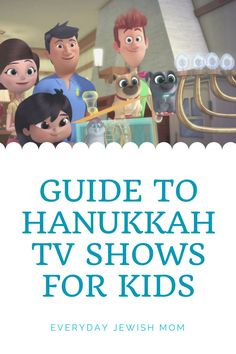 Where to find Hanukkah Episodes of Kids tv shows, what is in the episode, and a review. #hanukkah Hanukkah Crafts, Hanukkah Decorations, Hannukah, What Is Hanukkah, How To Celebrate Hanukkah, Hanukkah Traditions, Disney Now, Puppy Day