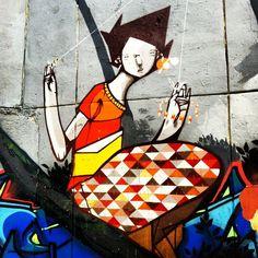 Street art (Centro/São Paulo)